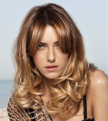 How To Style Blonde Hair Color Home